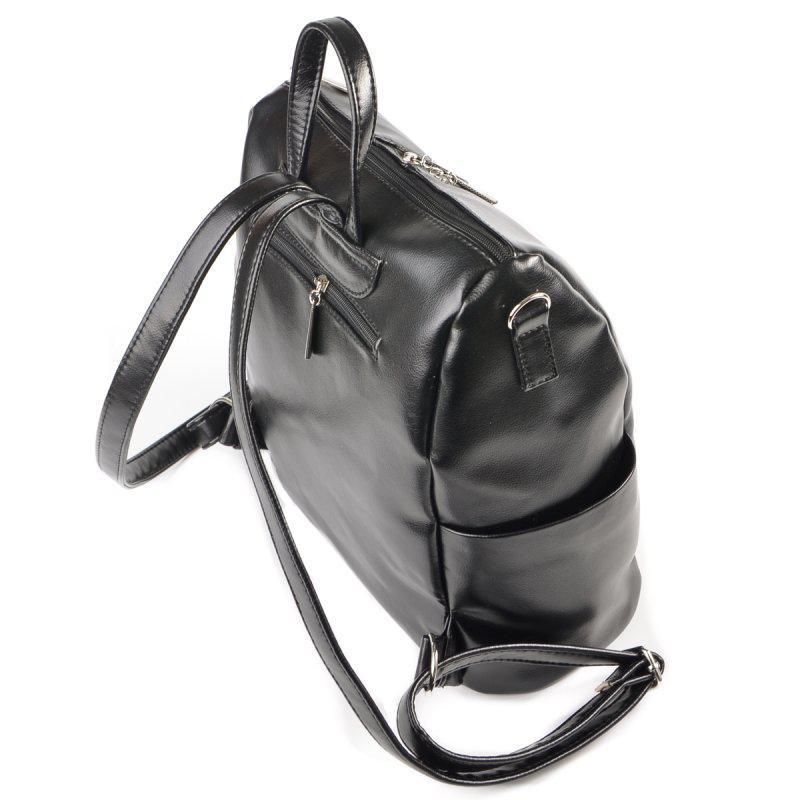 Женская сумка-рюкзак черная М158-Z  продажа, цена в Киеве. рюкзаки ... 58a86d03561