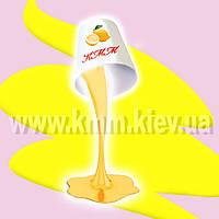 Желтый пигмент флуоресцентный масляный