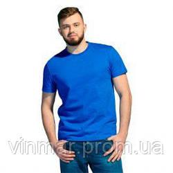 Футболка мужская синий, 48
