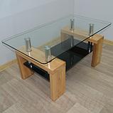 Стол стеклянный Престиж мини, фото 2