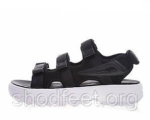 Женские сандалии Fila Disruptor II SD Black