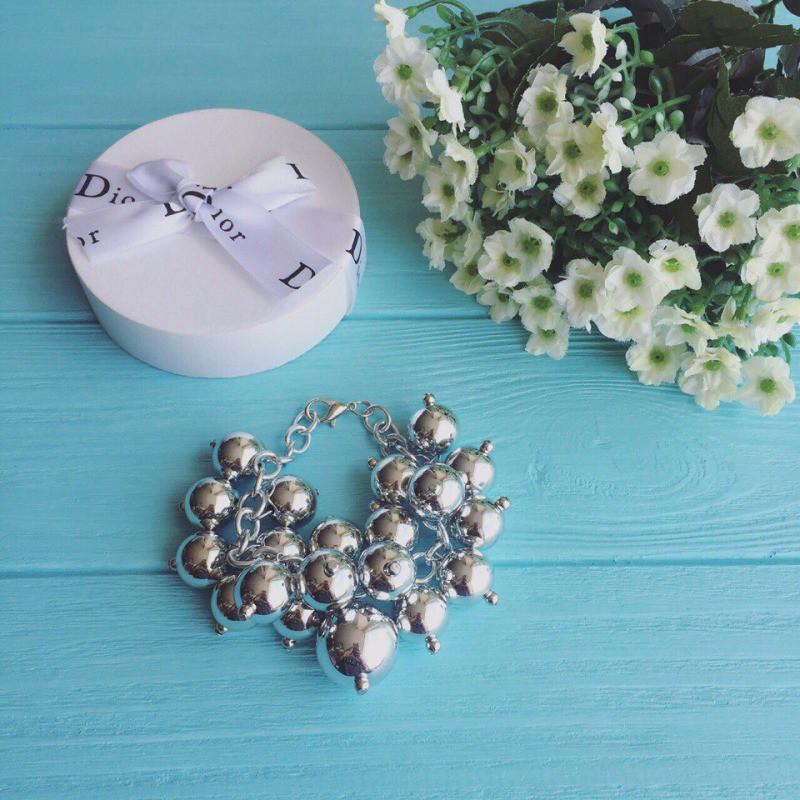 Браслет Silver Balls