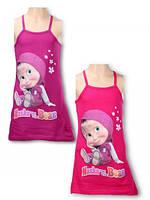 Трикотажный сарафан для девочек Маша 3-6 лет, фото 1