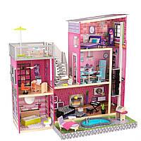 Кукольный домик Роскошная Вилла