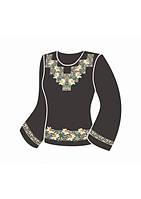Орнамент женской сорочки (счетный крест)