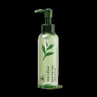 Освежающее гидрофильное масло для жирной кожи Innisfree Green Tea Fresh Cleansing Oil
