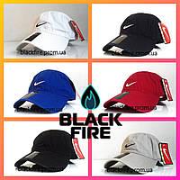 Кепка Nike бейсболка  Найк черная, синяя, красная, белая, бежевая, темно-синяя