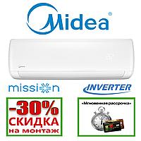 Кондиционер Midea MSMB-12HRFN1-Q ION MISSION DC Inverter (Мидеа), фото 1