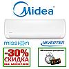 Кондиционер Midea MB-18N1D0-I/MAB-18N1D0-O MISSION 2018 DC Inverter (Мидеа)