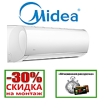 Кондиционер Midea MSMA-09HRN1-Q ION BLANC on/off (Мидеа), фото 1