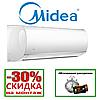 Кондиционер Midea MSMA-24HRN1-I/MSMA-24HRN1-O BLANC 2018 on/off (Мидеа)