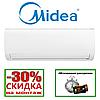Кондиционер Midea MSAFA-09HRN1/MOAB33-09HN1 FOREST 2018 on/off (Мидеа)
