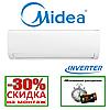 Кондиционер Midea MSAFBU-12HRDN1/MOBA30-12HFN1 FOREST 2018 DC Inverter (Мидеа)