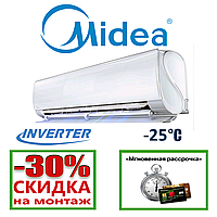 Кондиционер Midea MT-12N8D6-I/MBT-12N8D6-O ULTIMATE COMFORT DC Inverter (Мидеа)