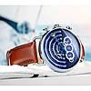Мужские часы Carnival Movement Brown, фото 2