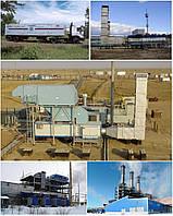Газотурбинные электростанции единичной мощностью 2,5; 6; 15 МВт
