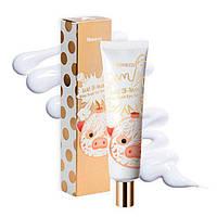 Омолаживающий крем для век Elizavecca Gold CF-Nest White Bomb Eye Cream