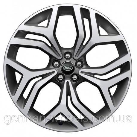 "21"" оригинальные колеса на Range Rover Velar, style 5047"