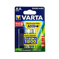 Аккумуляторы AA 2400 mAh Varta 2 шт