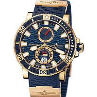 Часы Ulysse Nardin Maxi Marine Blue Surf, механические, мужские, фото 1