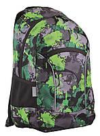 Рюкзак шкільний підлітковий Т-39 Splatter, 48*30*16, YES