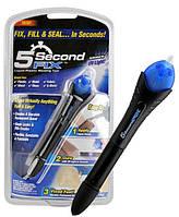 Жидкий пластик 5 Second Fix - УФ ручка с клеем для ремонта вещей