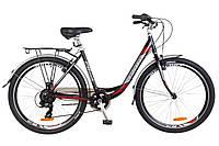 Велосипед на женской раме Optimabikes Vision 26 2018