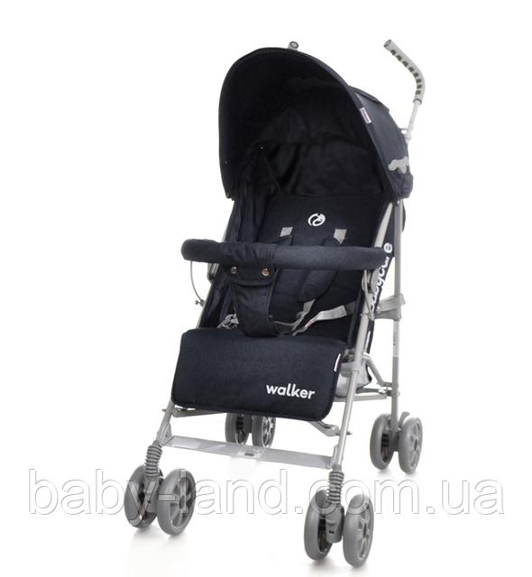 Коляска детская прогулочная лён BABYCARE Walker BT-SB-0001 Grey