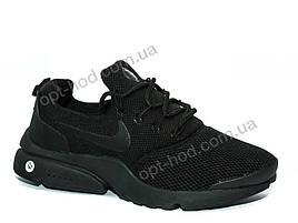 Черные мужские кроссовки  Classica (размеры 41-45)