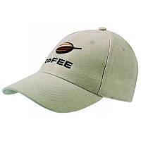 Кепка унисекс Cofee ( бейсболка )