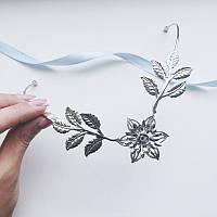 Ободок princess silver, фото 1