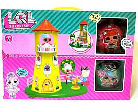 Лялька-сюрприз LOL LIL Sisters Будиночок