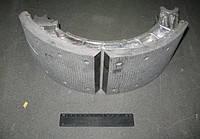 Колодка тормозная задняя ЗИЛ алюминиевая