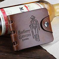 Мужской кошелек/портмоне повседневный Bailini, коричневый , фото 1