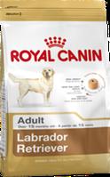 Royal Canin LABRADOR ADULT 12кг корм для собак породы лабрадор ретривер старше 15 месяцев
