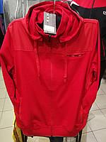 спортивный костюм большого размера красный