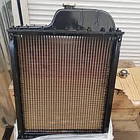 Радиатор вод.охлажд. МТЗ-80 70П-1301.010 с дв. Д-240,243 (4-х рядн.) латунный, фото 1