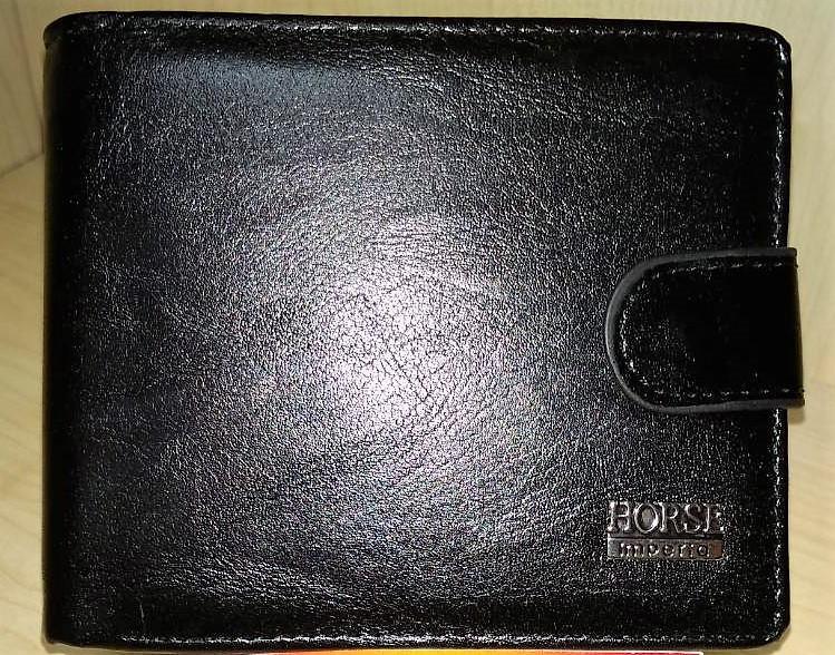 Кошелек мужской №1029-6 черный