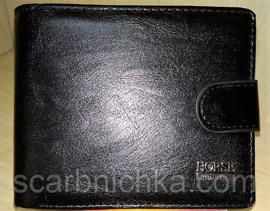 Кошелек мужской №1029-6 черный, фото 2