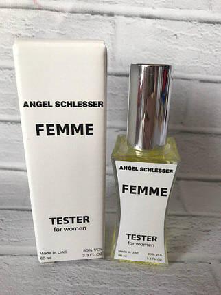 Женский Тестер - Angel Schlesser Femme - 60 мл, фото 2