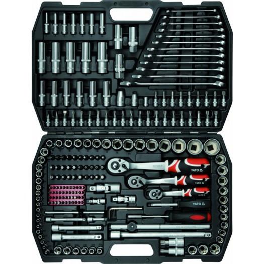 Набор инструментов Yato 216 предметов YT-3884