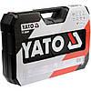 Набор инструментов Yato 216 предметов YT-3884, фото 5