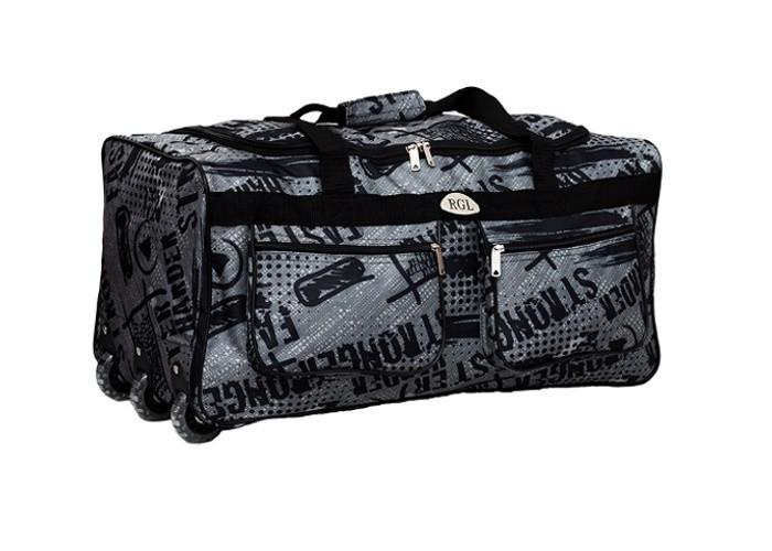 Дорожная сумка на колесах RGL A2 110 л (цвет 13)