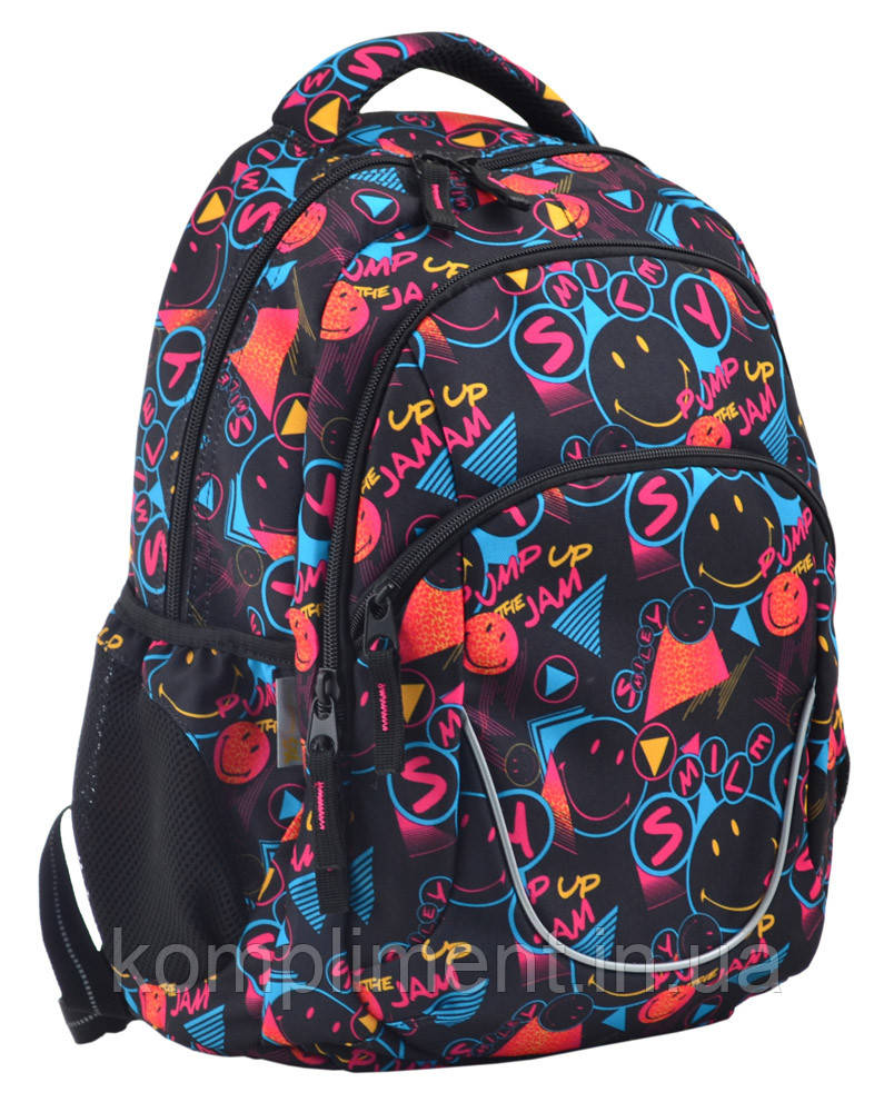 Рюкзак подростковый школьный  Т-45 Levin, 41*29*15, YES