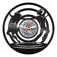 Часы из виниловой пластинки, Танец Свинг