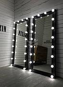Напольные зеркала с подсветкой