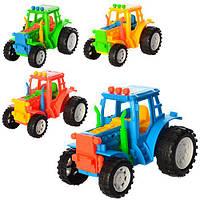 Трактор YB818-9, 11см