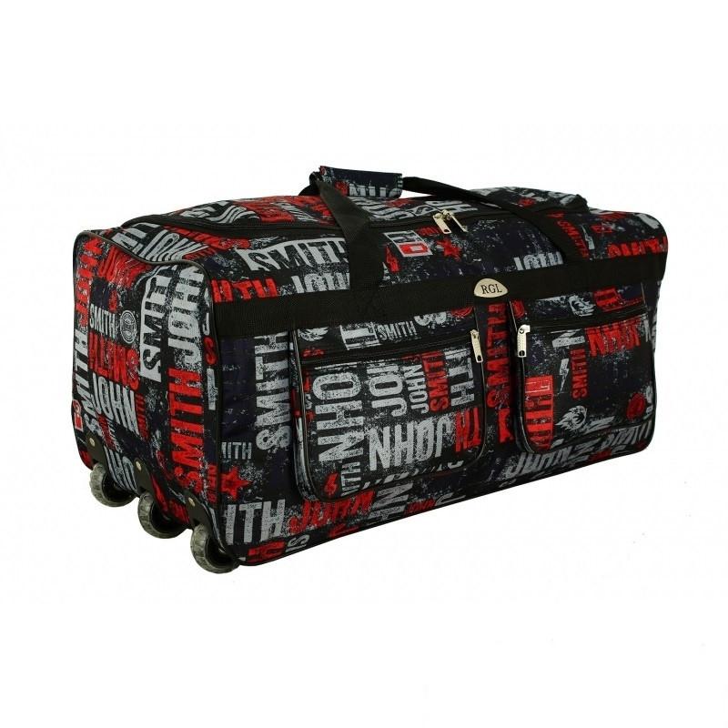 Дорожная сумка на колесах RGL A2 110 л (цвет 1)