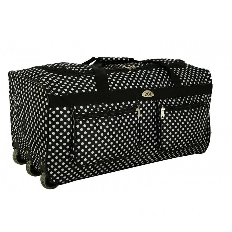 Дорожная сумка на колесах RGL A2 110 л (цвет 2)