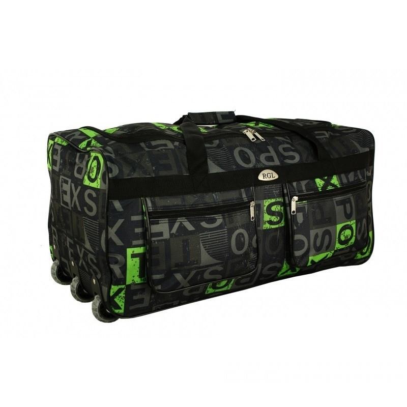 Дорожная сумка на колесах RGL A2 110 л (цвет 8)